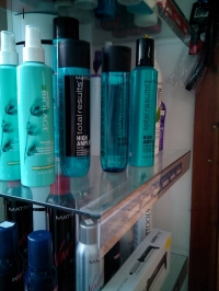 Matrix Products from Solo Hair Fashions, Sheringham, North Norfolk