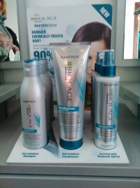 Biolage Products at Solo Hair Fashions, Sheringham, North Norfolk